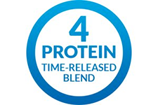4 Protein Release Blend