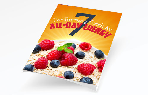 free ebook 7 fat burning foods