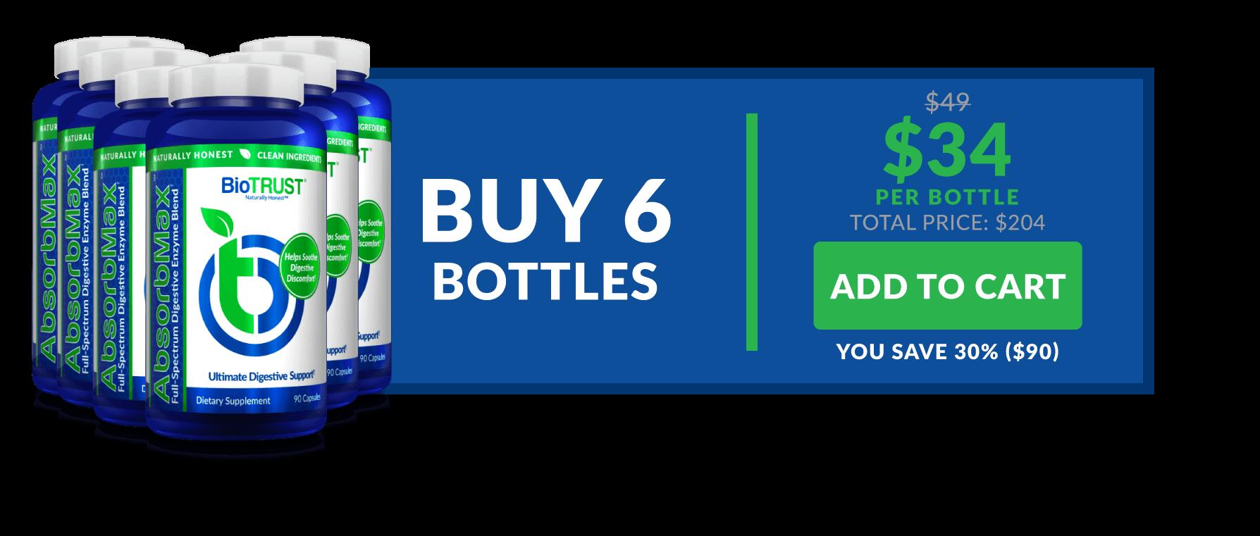 6 bottles