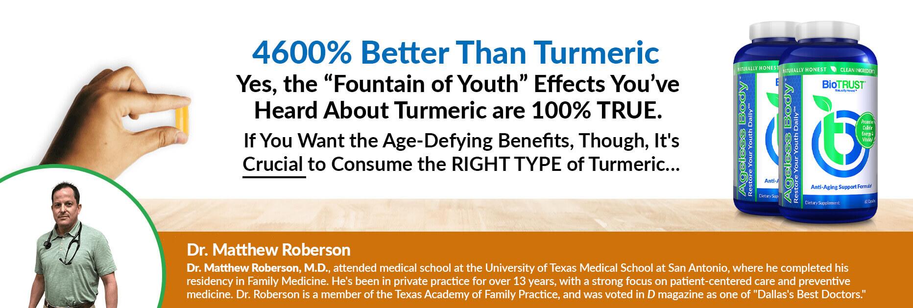 4600% Better Than Turmeric