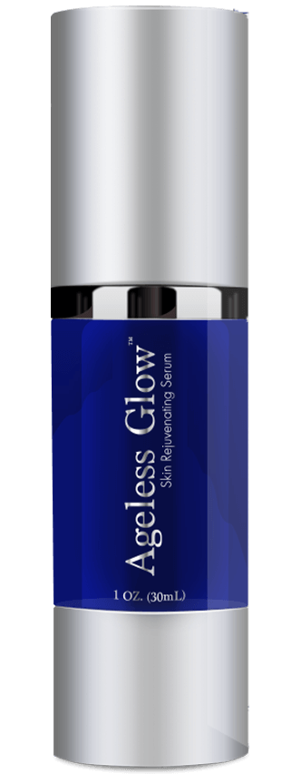 BioTRUST Ageless Glow full-size 30mL container