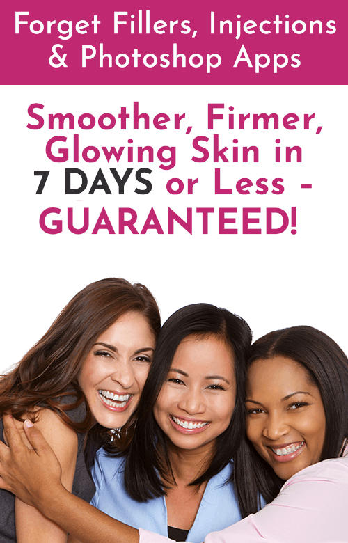 3 women with Smoother, Firmer Glowing Skin