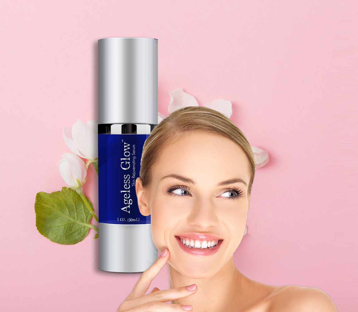 Ageless Glow Skin Rejuvenating Serum