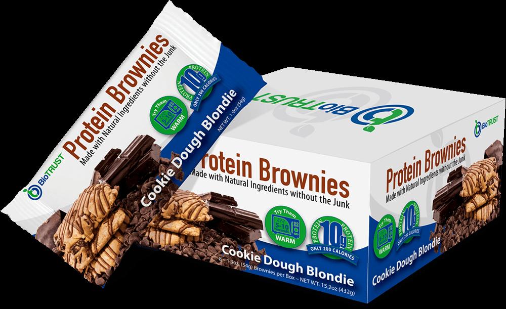 BioTRUST Protein Brownies