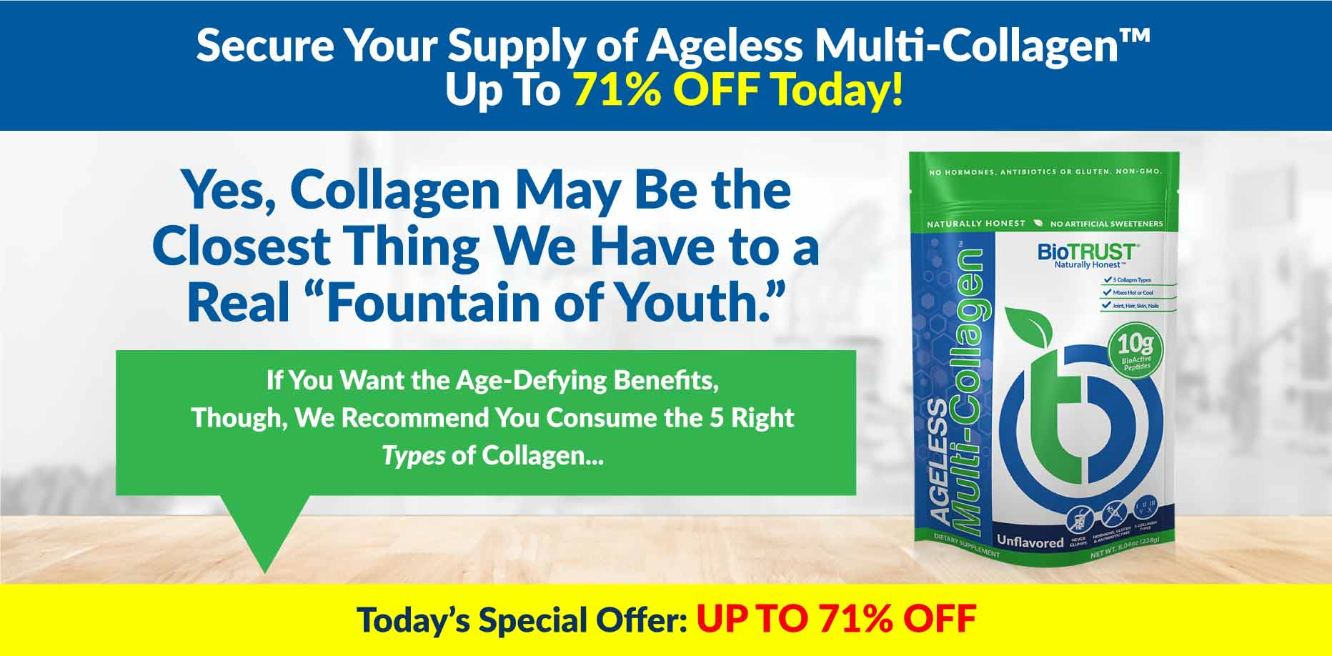 Ageless Multi-Collagen