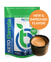 Keto Elevate New and Improved Flavor
