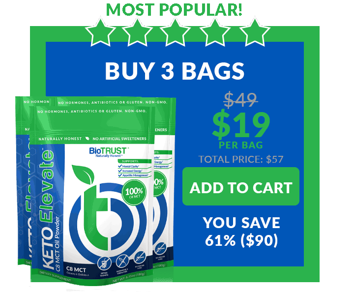 Keto Elevate Buy 3