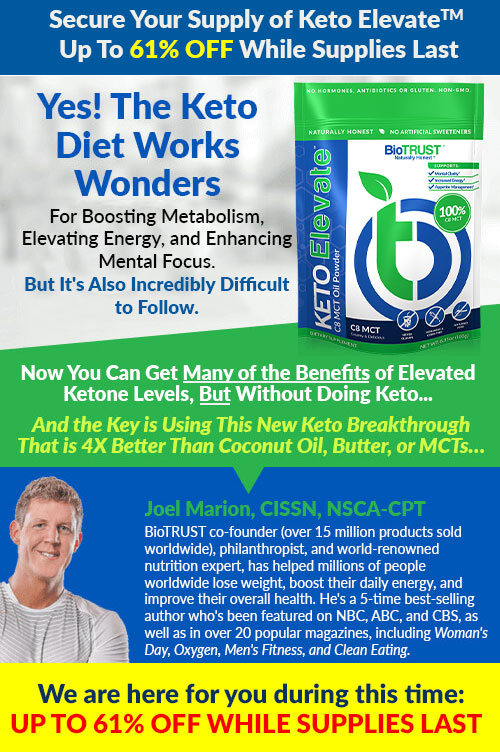 Keto Elevate Up to 61% off