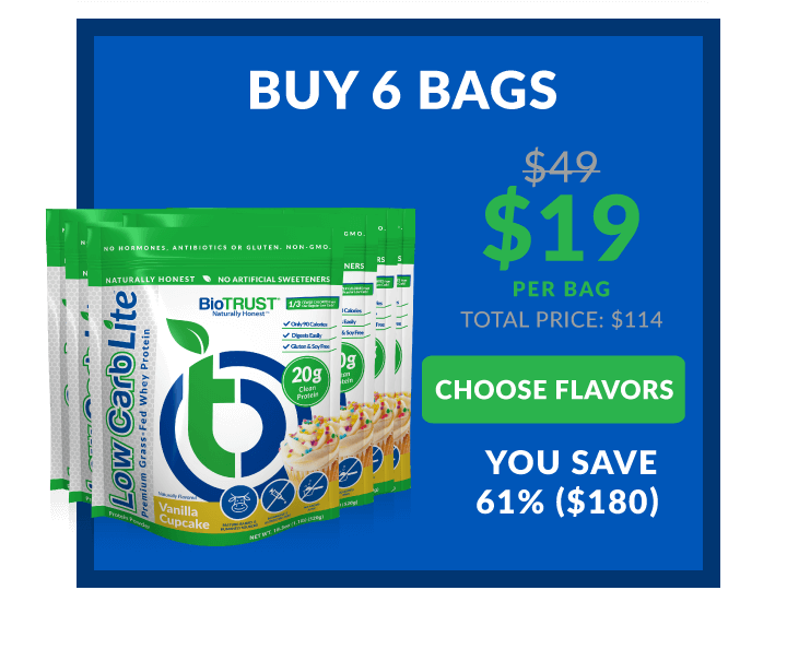 Low Carb Lite Buy 6