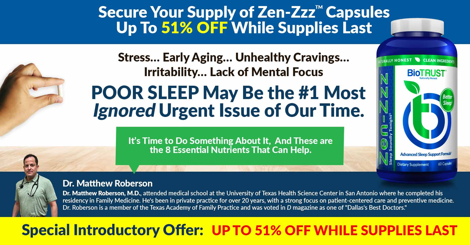 Secure Your Supply of Zen-Zzz - 51% OFF