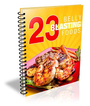 23 Belly Blasting Foods ebook