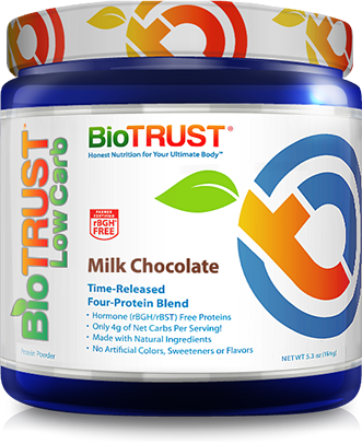 BioTrust Low Carb Milk Chocolate Protein