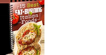 15 Best Fat-Burning Italian Foods