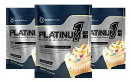Platinum1 Protein-3 bags