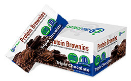 Protein Brownies - 1 Box