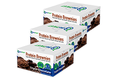 Protein Brownies - 3 Boxes