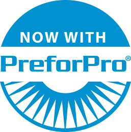 Patented Prebiotic PreforPro®